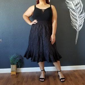 Grace Elements Crinkle Skirt
